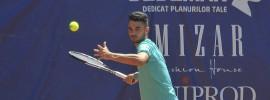 alexandru manole, tenis, trofeu